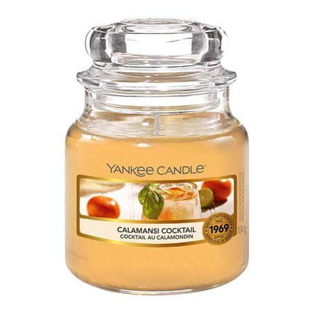 Yankee Candle Gyertya egy üvegedénybe a Yankee gyertyát, Calamansi koktél, 104 g