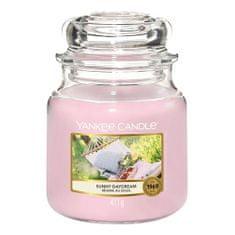 Yankee Candle Gyertya egy üvegedénybe a Yankee gyertyát, Egy napsütéses napon álmodik, 410 g