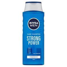 Nivea Men Strong Power šampon za lase, 250 ml
