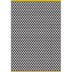 Solys venkovní koberec Verona 120 x 180 cm, černá