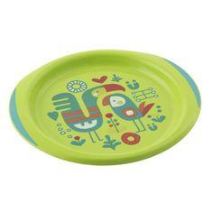 Chicco dětská sada hlubokých a mělkých talířů