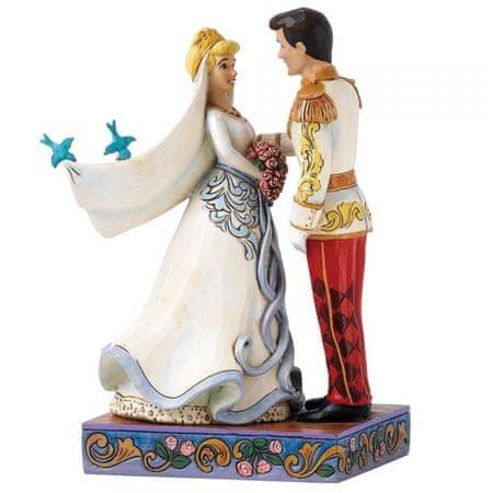 Disney Pepelka figurica, srečno do konca svojih dni