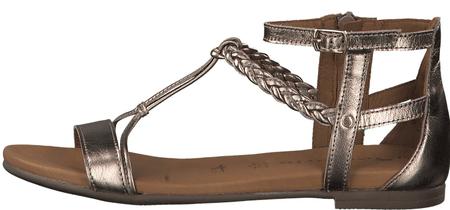 Tamaris ženske sandale 28043_1, 36, smeđe