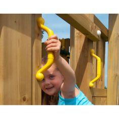 Jungle Gym Handgrips - úchyty žlté - (2 ks)