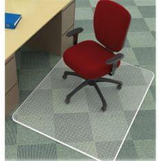 Q-Connect Podložka pod stoličku na koberce 152,4x116,8cm