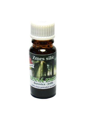 Eterično olje 100% Naravno - Lesná zmes - 10ml