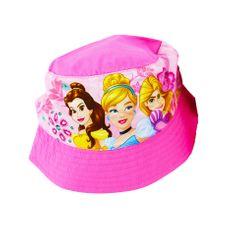 SETINO Dievčenský klobúk Princess - ružová