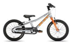 Puky Detský bicykel S PRO 16-1 Alu - strieborná/oranžová