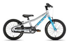 Puky Detský bicykel S PRO 16-1 Alu - strieborná/modrá