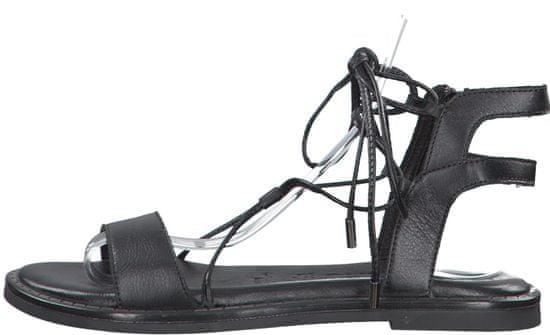 Tamaris dámske sandále 28166 36 čierne