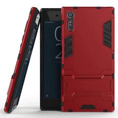 Wierss Odolný obal SHIELD ARMOR pro Sony Xperia XZ - červený