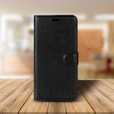 MicroData Kožené pouzdro CLASSIC pro ASUS Zenfone Zoom S ZE553KL - Černé