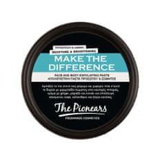 The Pionears MAKE THE DIFFERENCE - Detoxikační pasta na obličej a tělo 100 ml