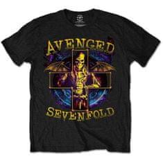 Tričko Avenged Sevenfold - Stellar unisex černé