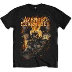Tričko Avenged Sevenfold - Atone unisex černé