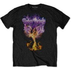 Tričko Deep Purple - Phoenix Rising unisex černé