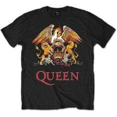 Tričko Queen XXXL unisex černé