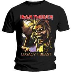 Tričko Iron Maiden - Legacy Killers unisex černé