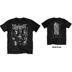 Tričko Slipknot - WANYK White Splatter unisex černé