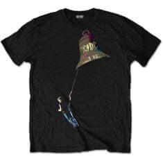 Tričko Bell Swing - AC/DC unisex černé