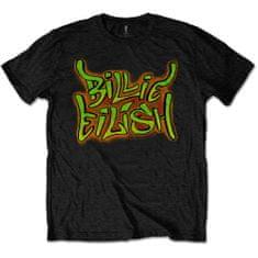Tričko Graffiti unisex černé