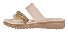 Verde Dámské pantofle 28-3035 Nude