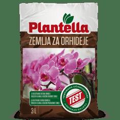 Plantella zemlja za orhideje, 3 l