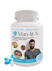 Novax Man-fit-X - erekce, plodnost, sexualita 120 tobolek