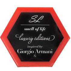 Smell of Life Vonný vosk inspirovaný parfémem Sí