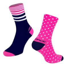 Force Cyklistické ponožky Spot