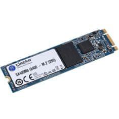 Kingston SSD disk A400 480 GB, M.2 2280, SATA III, TLC NAND