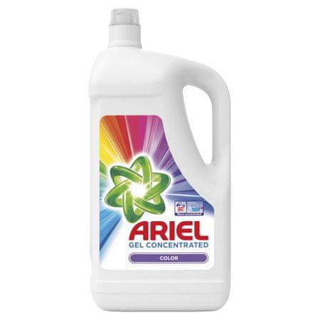 Ariel gel za pranje Color, 4,4 l, 80 pranja