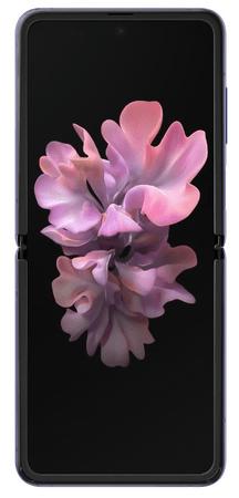 Samsung Galaxy Z Flip GSM telefon, zrcalno vijoličen
