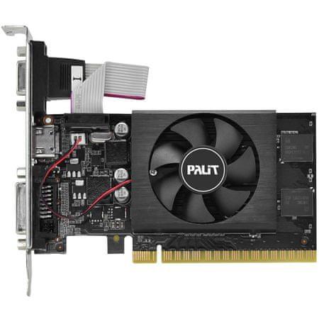 PALiT GeForce GT 730 2GB GDDR5 grafična kartica (NE5T7300HD46-2087F)