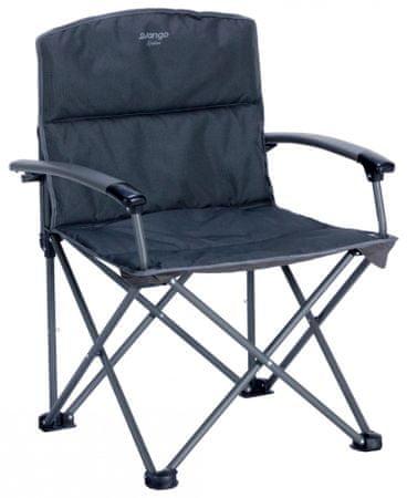 Vango zložljiv stol za kampiranje Kraken 2 Oversized Excalibur