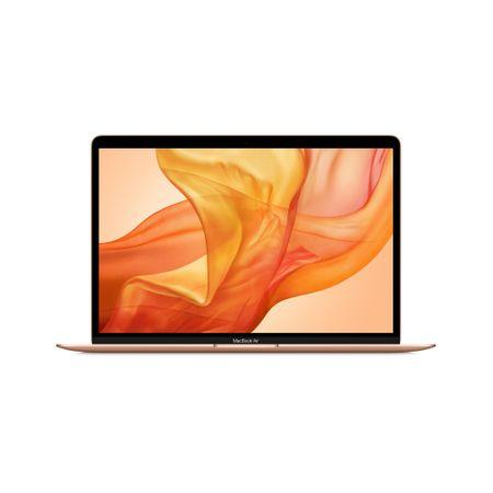 Apple MacBook Air 13 prenosnik, Gold (mvh52ze/a) - INT KB