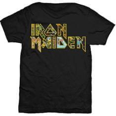 Tričko Iron Maiden unisex černé