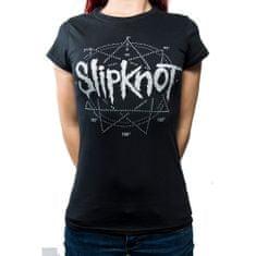 Tričko Slipknot dámské černé