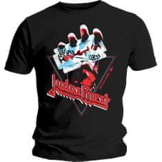 Tričko Judas Priest unisex černé