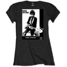 Tričko Bob Dylan - Blowing in the Wind dámské černé