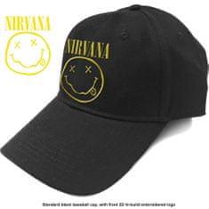 Čepice Nirvana unisex černá