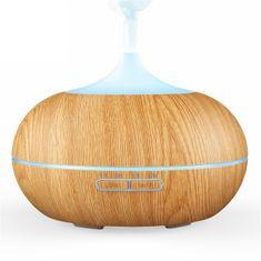 """GOLDSUN Aroma Difuzér """"Easy Home 300ml"""" osvěžovač a zvlhčovač vzduchu - Světlé dřevo"""