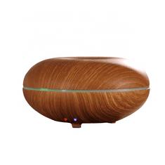 """GOLDSUN Aroma Difuzér """"Donut 160ml"""" osviežovač a zvlhčovač vzduchu - Svetlé drevo"""