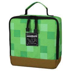 J!nx Minecraft Blocks kutija za ručak, zelena