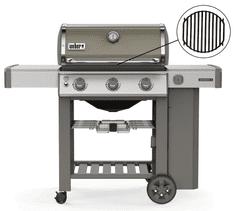Weber Plynový gril Genesis® II E-310 GBS šedý