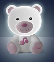 Chicco lampka nocna, muzyczna, Niedźwiadek