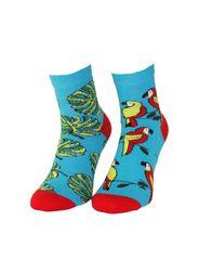 Gemini Nepárové dámské ponožky Bratex Popsox 4448