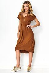 Makadamia Denní šaty model 141851 Makadamia