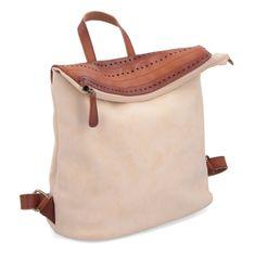 INDEE béžová 6231 BE městský batoh