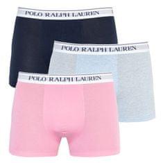 Ralph Lauren 3PACK pánske boxerky viacfarebné (714662050055)